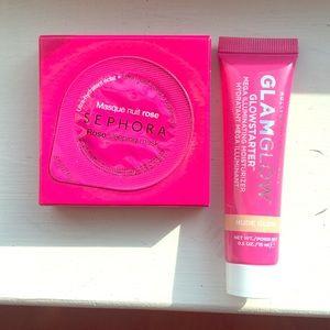 Sephora & GlamGlow Skincare Bundle